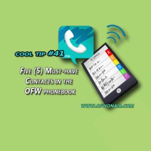Cool-tip-041-Five-must-have-contacts-in-the-OFW-phonebook