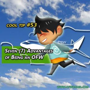 Cool-Tip-053-Seven-Advantages-of-being-an-OFW